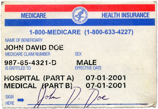 medicare license example deductible much